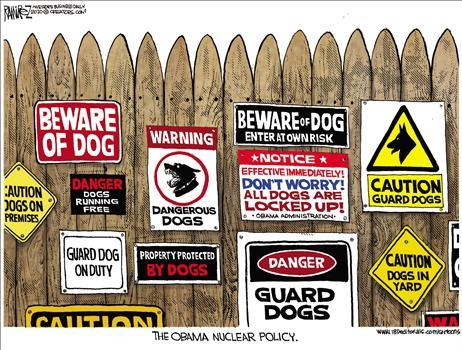 Obama Nuclear Policy