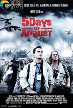 5-NgC3A0y-CE1BBA7a-ThC3A1ng-8-5-NgC3A0y-ChiE1BABFn-TrE1BAADn-5-Days-Of-August-5-Days-Of-War-2011